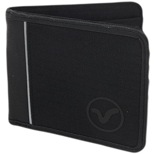 Voi Note Mens Card Wallet Wallets Jeans 'Willow' Black Coin HROqpwq