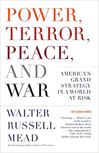 The war on terror in American grand strategy