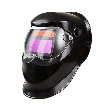 LAIABOR Careta Soldar Automatica Oscurecimiento Máscara De Soldadores Caretas para Soldar De Recambio Automático Y Ajustable