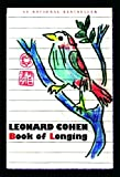 Book of Longing, Leonard Cohen, 0771022298