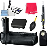 Canon Battery Grip BG-E11 for EOS 5D Mark III Digital SLR Camera with Accessories