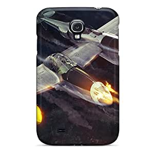 Hot Tpye War Thunder World Of Planes Case Cover For Galaxy S4