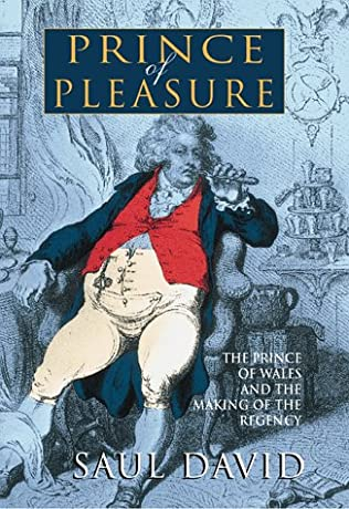 book cover of Prince of Pleasure