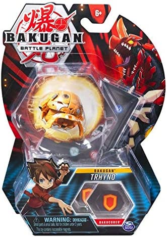 Spin Master Bakugan Battle Planet Core Collectible Transforming ...