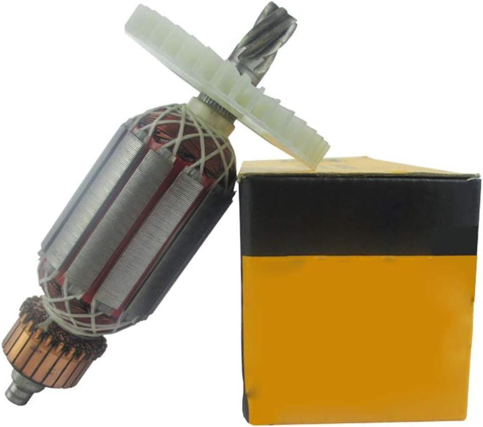 Outils /Électriques Pi/èces dorigine Adaptation Ly26-01 26-02 WXH AC 220V Moteur 26 /Électrique Marteau 150MM Rotor De Moteur darbre