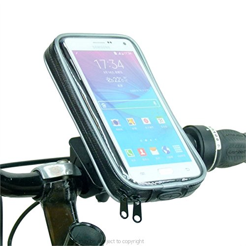 Waterproof Galaxy Note 4 Bike Handlebar Mount (sku 21057)