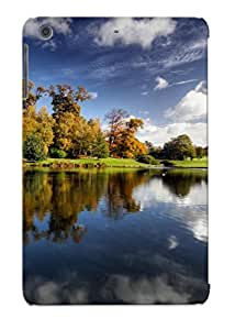 Cute High Quality Ipad Mini/mini 2 Amazing Leeds Castle Grounds Case Provided By Jersey City