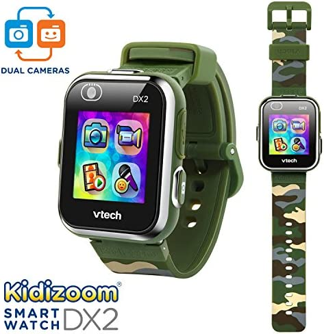 VTech Kidizoom Smartwatch Camouflage Exclusive product image