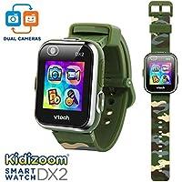 VTech Kidizoom Smartwatch DX2 Amazon Exclusivo, camuflaje