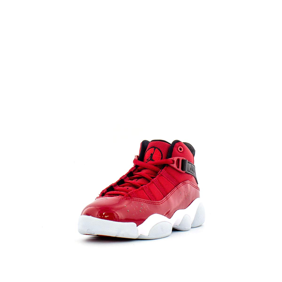 Jordan 6 Rings Gym Red/Black-White (PS) (3 M US Little Kid) by Jordan (Image #1)