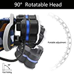 ELMCHEE-Rechargeable-headlamp-6-LED-8-Modes-18650-USB-Rechargeable-Waterproof-Flashlight-Head-Lights-for-Camping-Hiking-Outdoors-4