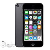 Apple iPod Touch, 64GB, Space Gray (6th Generation) (Certified Refurbished)