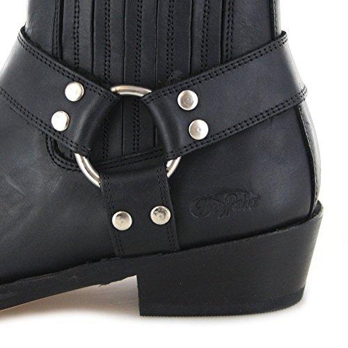 nero FB Boots Stivali 6000 Black Black Fashion uomo wBfqBPXr