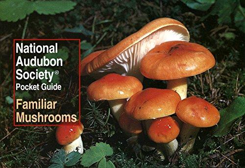 National Audubon Society Pocket Guide: Familiar Mushrooms (National Audubon Society Pocket Guides)