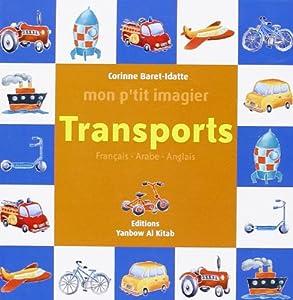 """Afficher """"Mon p'tit imagier : Transports"""""""
