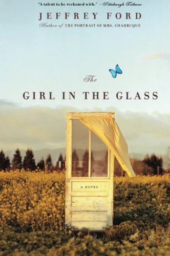 The Girl in the Glass: A - Glasses 1930s