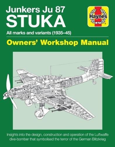 Junkers JU 87 Stuka Owners