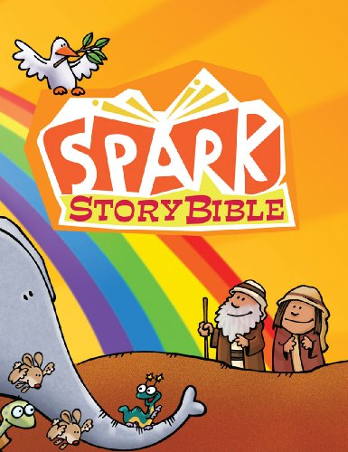 Top spark story bible sunday school edition for 2020