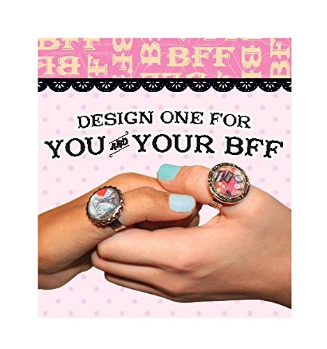 Sugar Lulu Design Your Own Jewelry Kits Bff Rings Apparel Accessories Costumes Accessories
