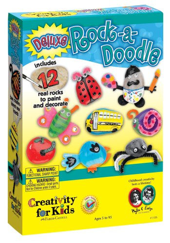 Deluxe Rock-A-Doddle - 12 Rocks w/ Several Accents