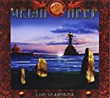 URIAH HEEP LIVE IN ARMENIA (2CD+DVD) by URIAH HEEP (2011-09-22)
