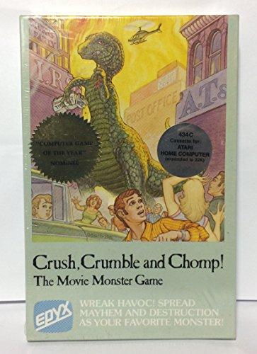 Crush, Crumble and Chomp!