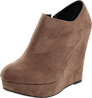 Chinese Laundry Women's Hot Desert Bootie,Taupe,7 M US