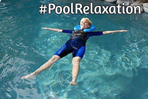 Nekdoodle swimming pool float for aqua aerobics fitness - How to make swimming pool water blue ...