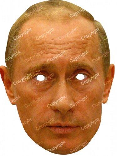 Rubie's Vladimir Putin Facemask (One Size)