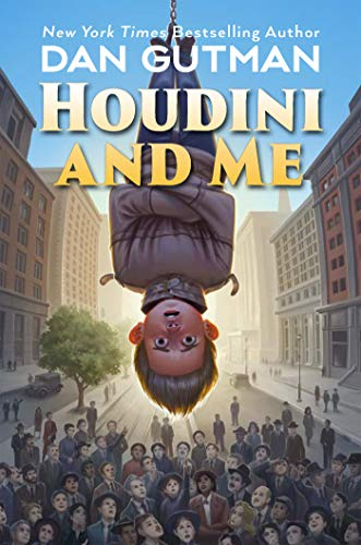 Book Cover: Houdini and Me