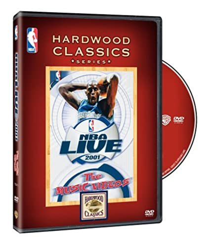timeless design baaa3 685a5 Amazon.com: NBA Hardwood Classics: NBA Live 2001 - The Music ...