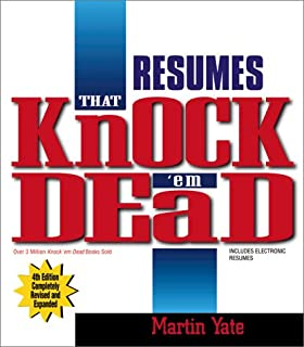Cover Letters That Knock 'em Dead (Knock 'em Dead Cover Letters ...