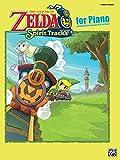 The Legend of Zelda Spirit Tracks for Piano: Piano Solos