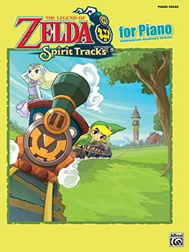 Read Online The Legend of Zelda Spirit Tracks for Piano: Piano Solos pdf