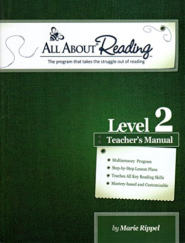 All About Reading Level 2 Teachers's Manual
