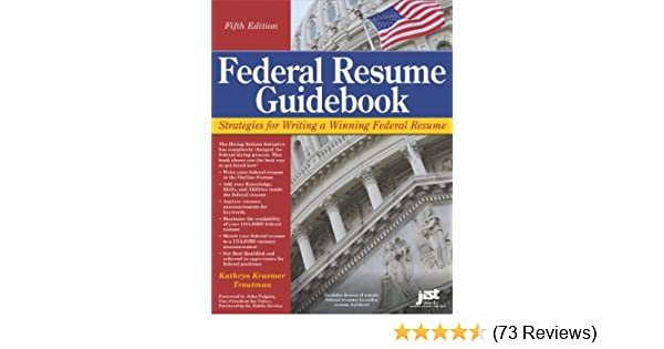 Amazon federal resume guidebook federal resume guidebook amazon federal resume guidebook federal resume guidebook write a winning federal resume to get in ebook kathryn troutman kindle store fandeluxe Image collections