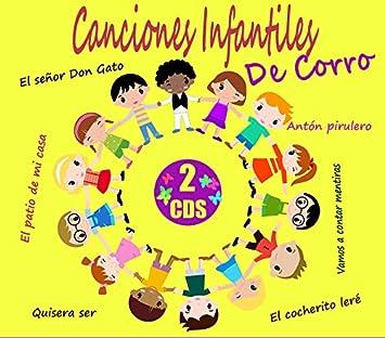 Canciones Infantiles De Corro