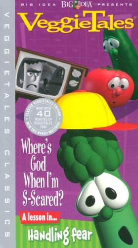 best veggietales wheres god when im scared products