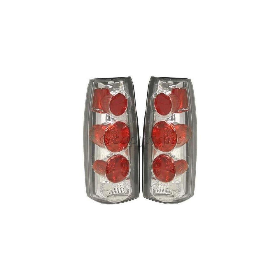 ALTEZZA TAIL LIGHT gmc SUBURBAN 92 99 chevy chevrolet cadillac ESCALADE 99 00 C/K FULL SIZE PICKUP fullsize 88 02 YUKON TAHOE 95 99 BLAZER 92 94 taillight