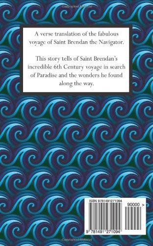 Amazon the voyage of saint brendan the navigator amazon the voyage of saint brendan the navigator 9781491271094 gerard mcnamara books fandeluxe Images