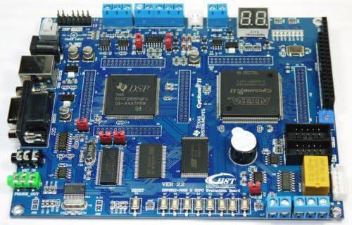 4in1 DSP2812+FPGA+SOPC(NIOS2)+USB2 0 Development Board
