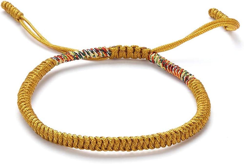 Friendly gift Tibetan Knotted Bracelet Bracelet with steel cross Set of bracelets