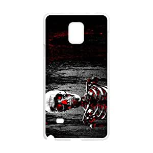 Samsung galaxy note 4 N9100 Bloody Phone Back Case Customized Art Print Design Hard Shell Protection DF059007