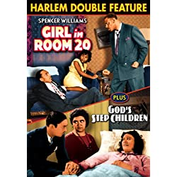 Harlem Double Feature (Girl in Room 20 / God's Step Children)