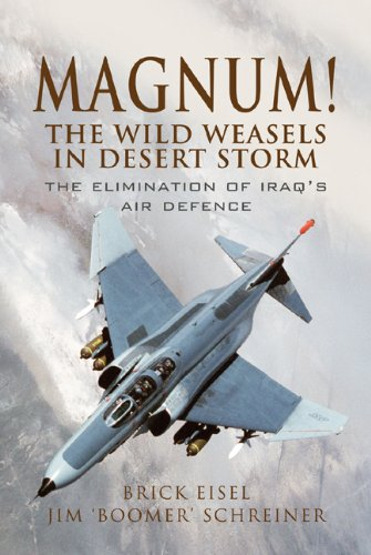 Magnum! The Giddy Weasels in Desert Storm. The Elimination of Iraq's Air Defence