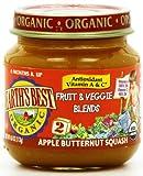 Earth's Best Organic Stage 2 Baby Food, 4 oz. Jar