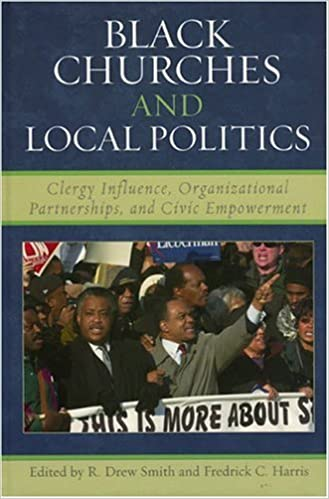 Téléchargement gratuit du manuel en espagnol Black Churches and Local Politics: Clergy Influence, Organizational Partnerships, and Civic Empowerment PDF 0742545210 by R. Drew Smith,Fredrick C. Harris