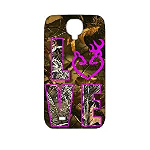 HNMD love purple color 3D Phone Case for Samsung S4 by lolosakes
