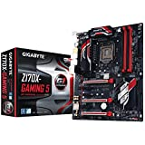 Gigabyte LGA1151 Intel Z170 ATX Motherboard ATX DDR4 NA Motherboards (GA-Z170X-GAMING 5)