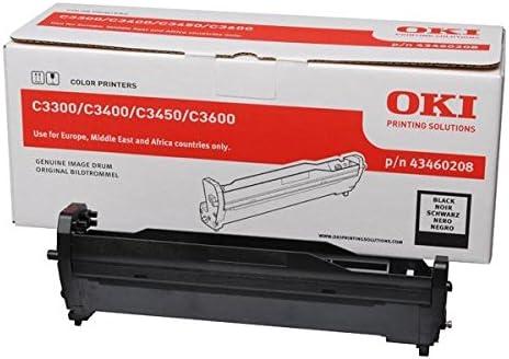 Oki 43460208 - Tambor para impresora, color negro: Amazon.es ...